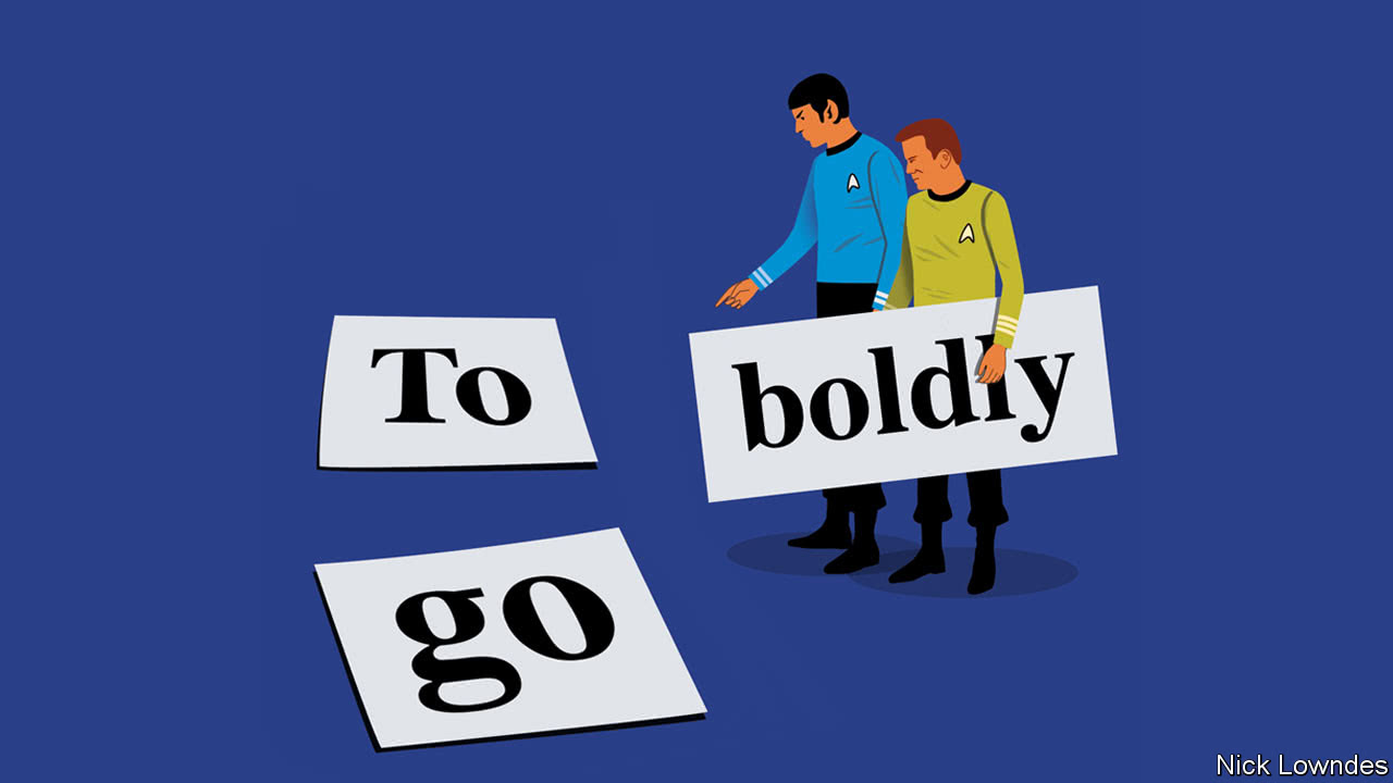 The Ban On Split Infinitives Is An Idea Whose Time Never Came Johnson
