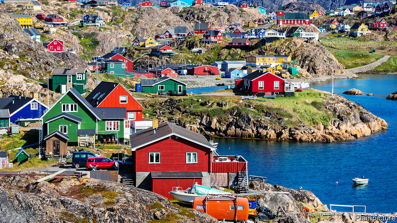 Chinese investment may help Greenland become independent ...