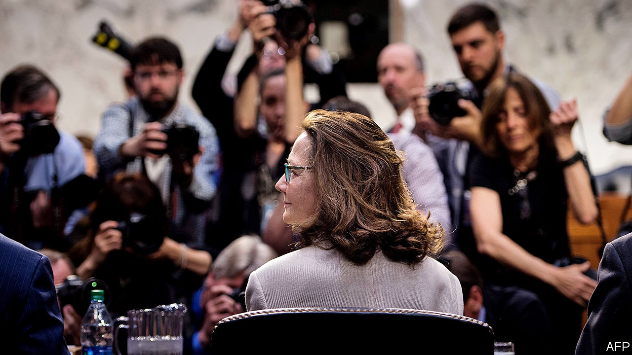 The Chicago Tribune: The case for Gina Haspel as Central Intelligence Agency director