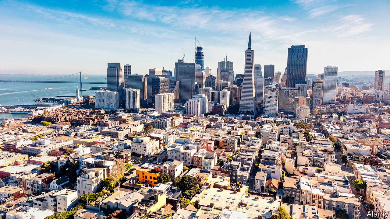 Reach for the skyCan a new mayor fix San Francisco s housing and  homelessness problems  352a7342be23