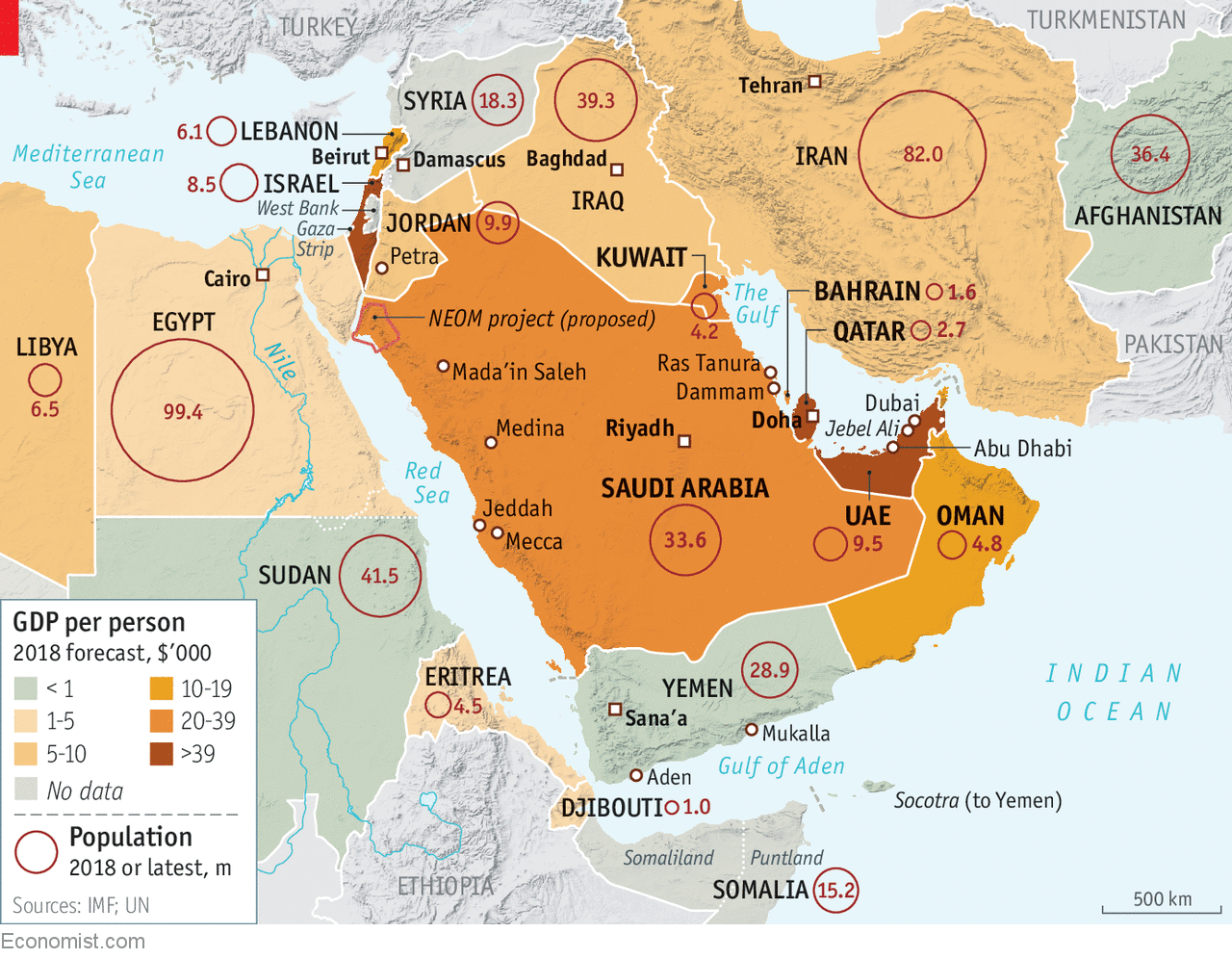 Radical Reforms In Saudi Arabia Are Changing The Gulf And The Arab