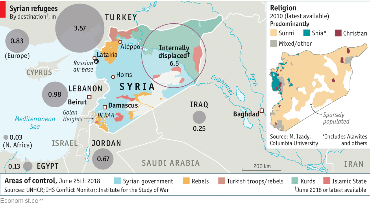 how a victorious bashar al-assad is changing syria