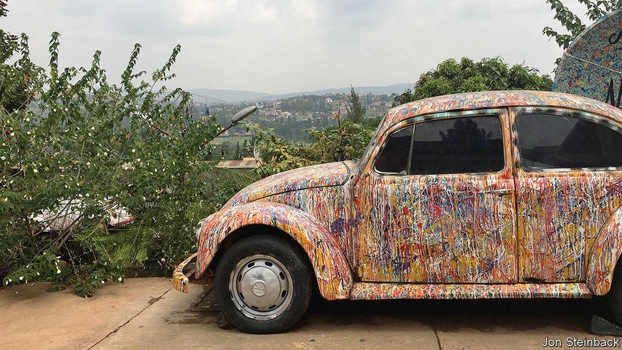 VW opens Rwanda\'s first car-assembly plant - First gear