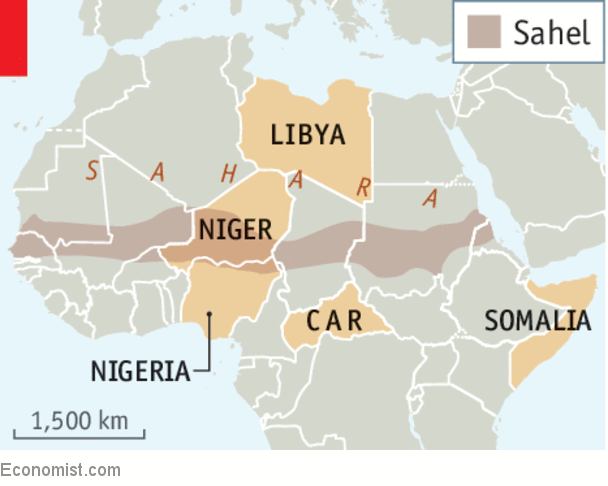 Jihadists Are Trying To Take Over The Sahel The New Caliphate