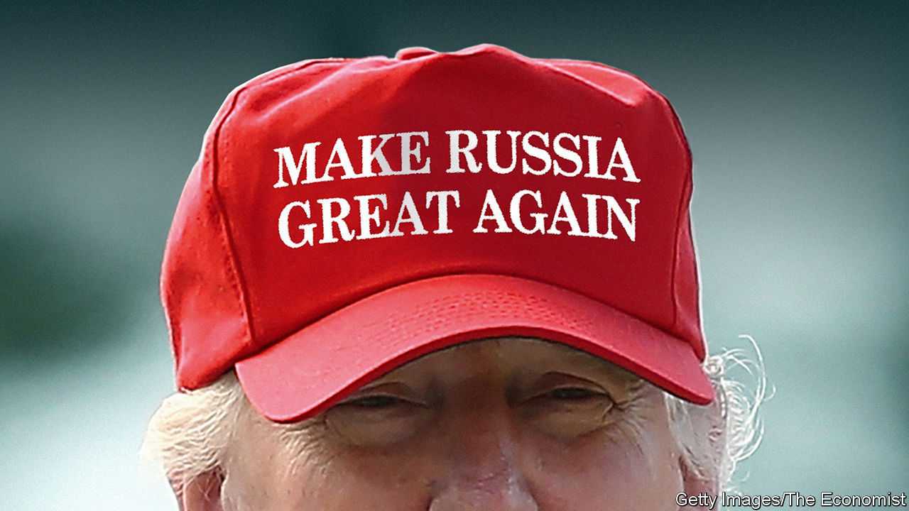 Image result for US Foreign Policy: Donald Trump's humiliation in Helsinki