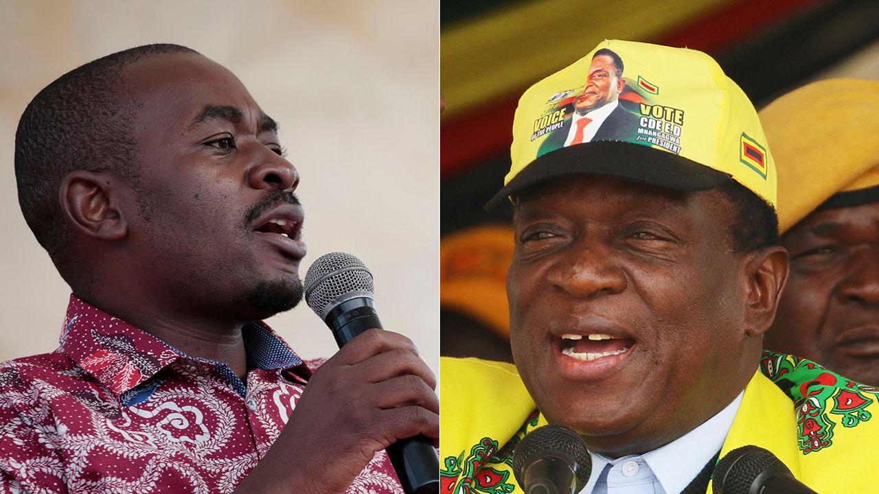 Emmerson Mnangagwa says he will rescue Zimbabwe. Don't ...