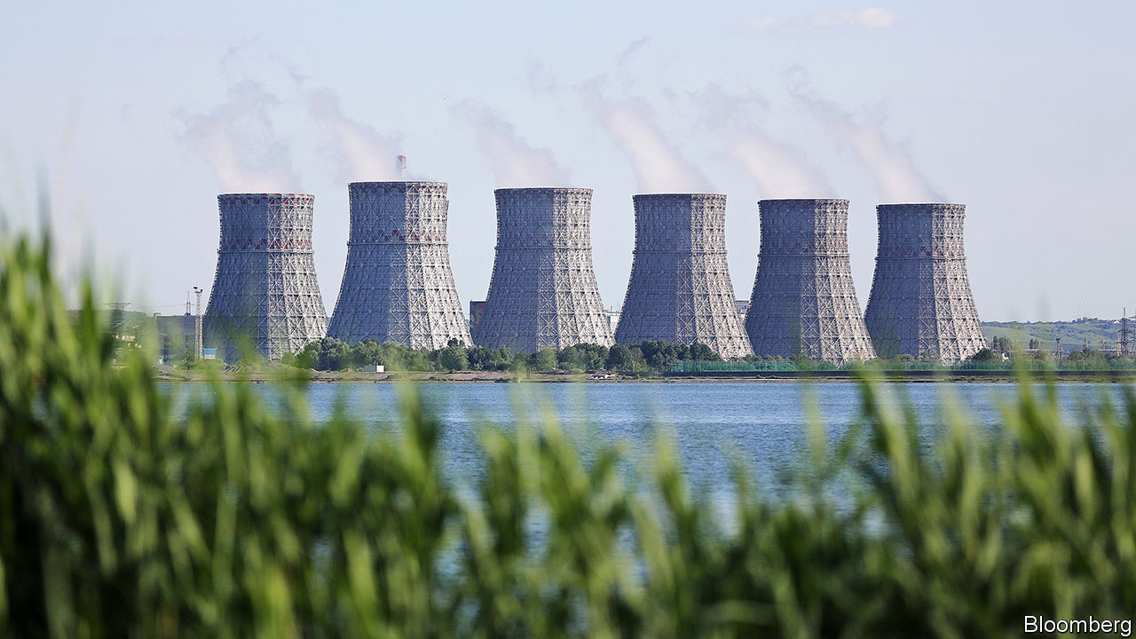 the world relies on russia to build its nuclear power plants atoms