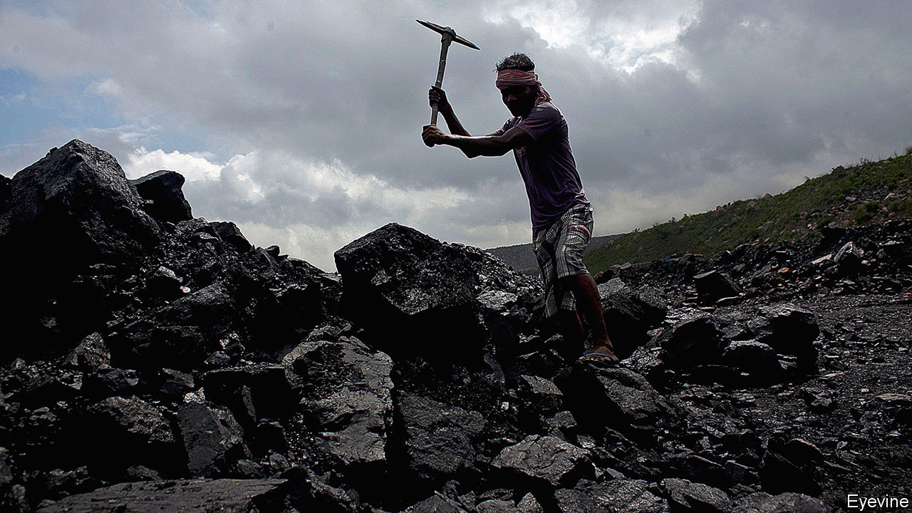India shows how hard it is to move beyond fossil fuels