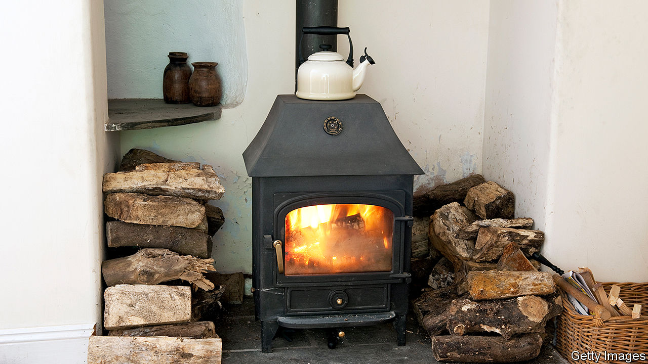 Wood Burning Stoves The Picturesque Polluters Smoke And