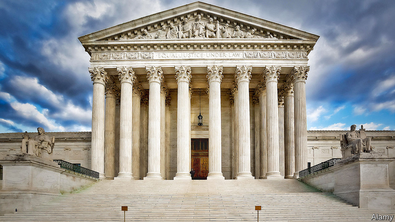 America's highest court needs term limits