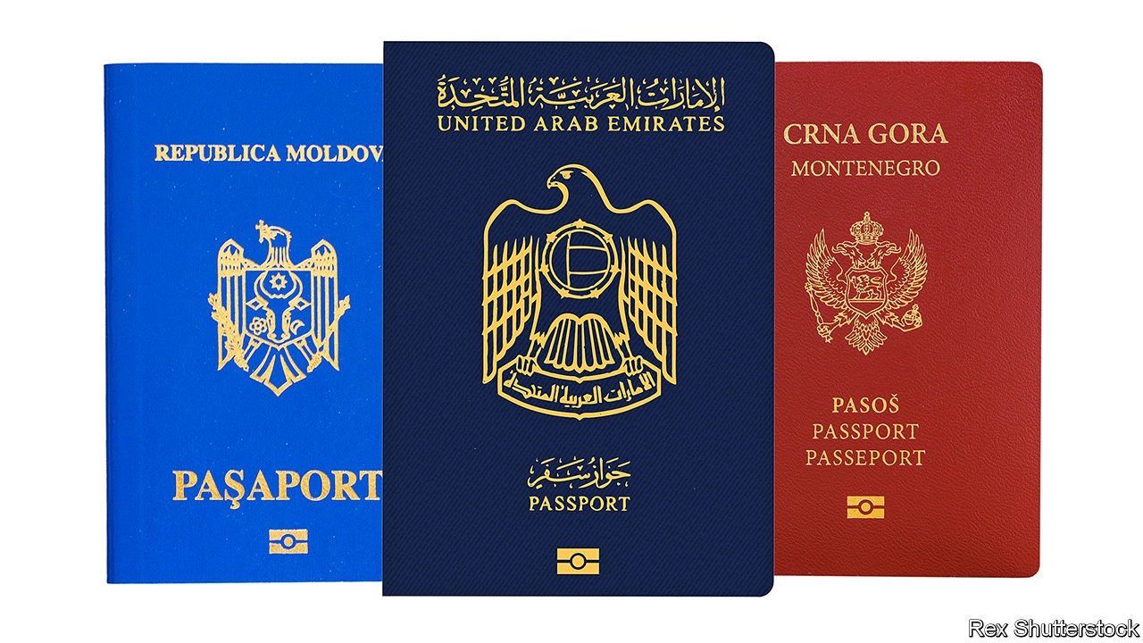 How to get a second passport if there is a first one