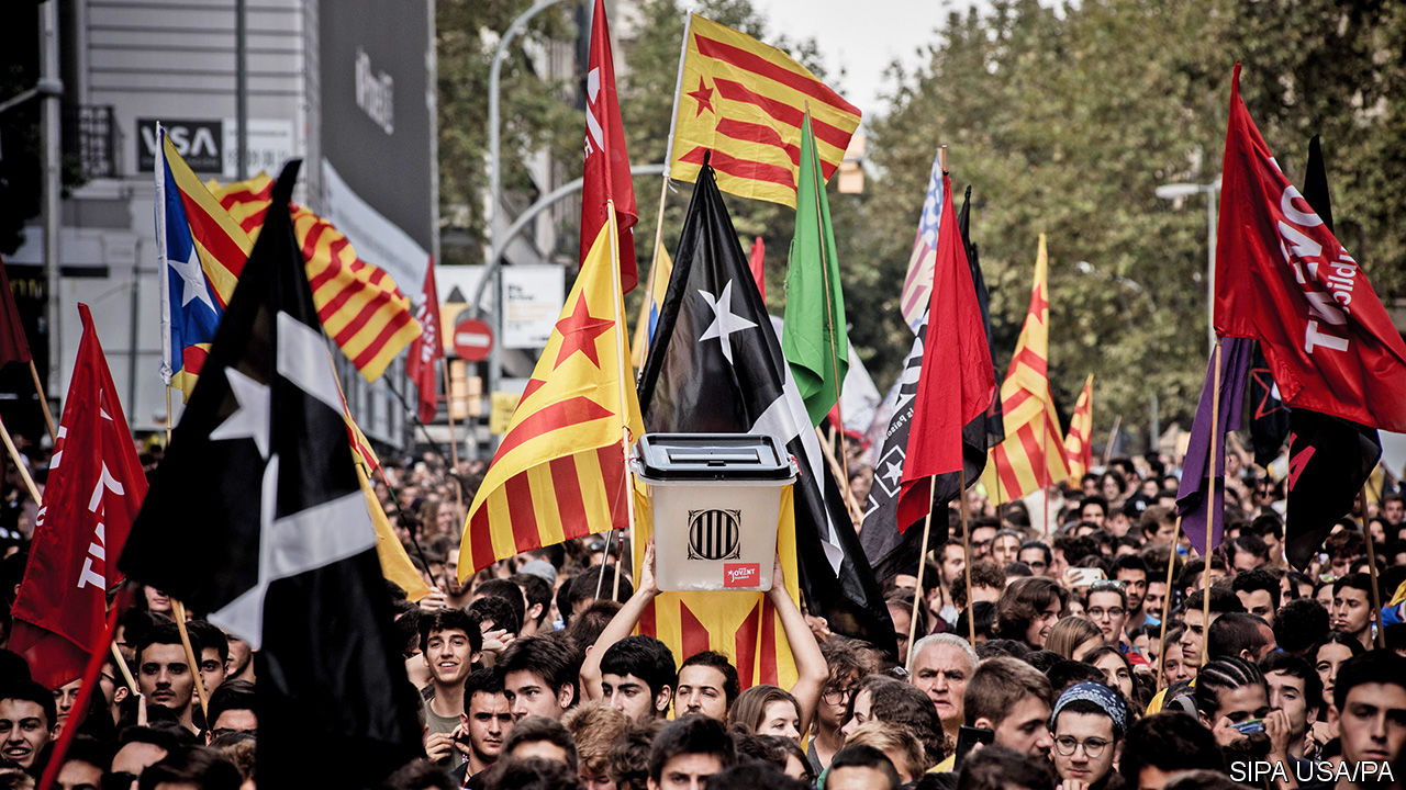 Catalan separatism faces new dilemmas one year on