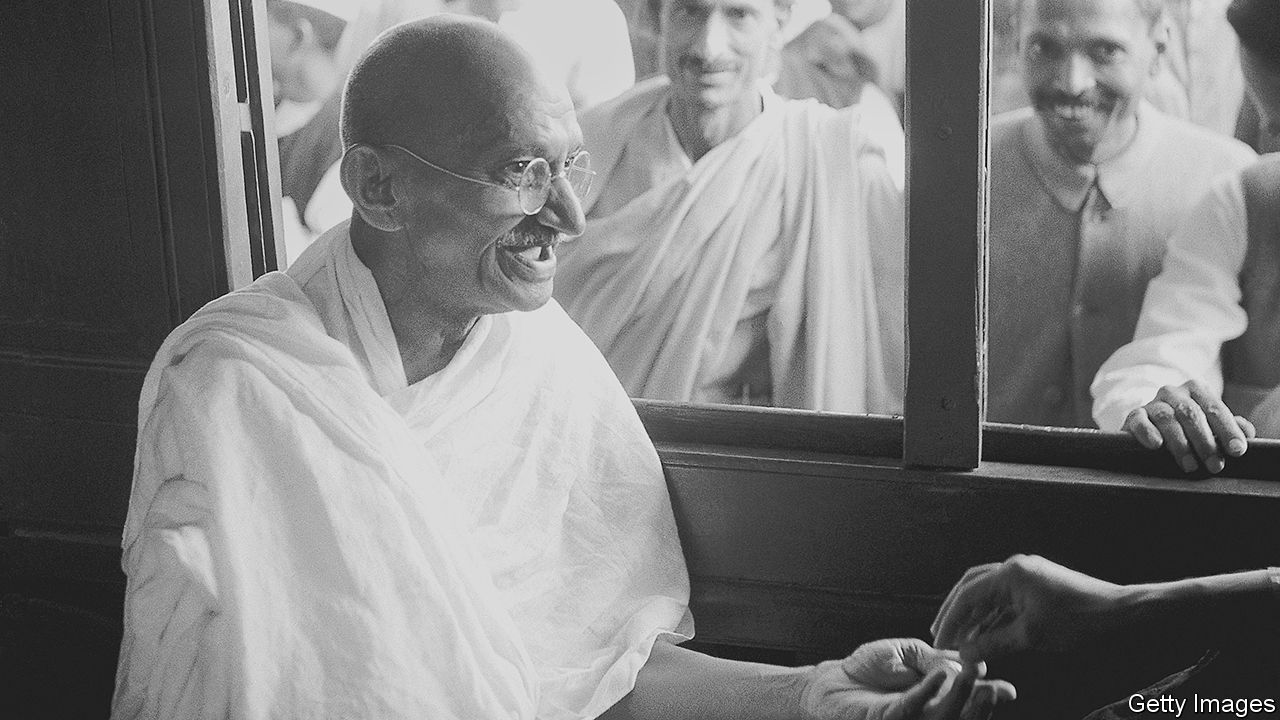 Gandhi's warnings are as relevant as ever