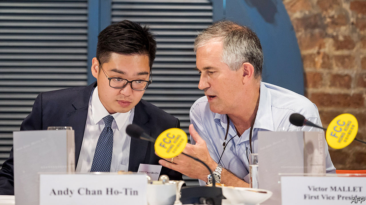 Hong Kong's expulsion of a British editor is a blow to its freedoms
