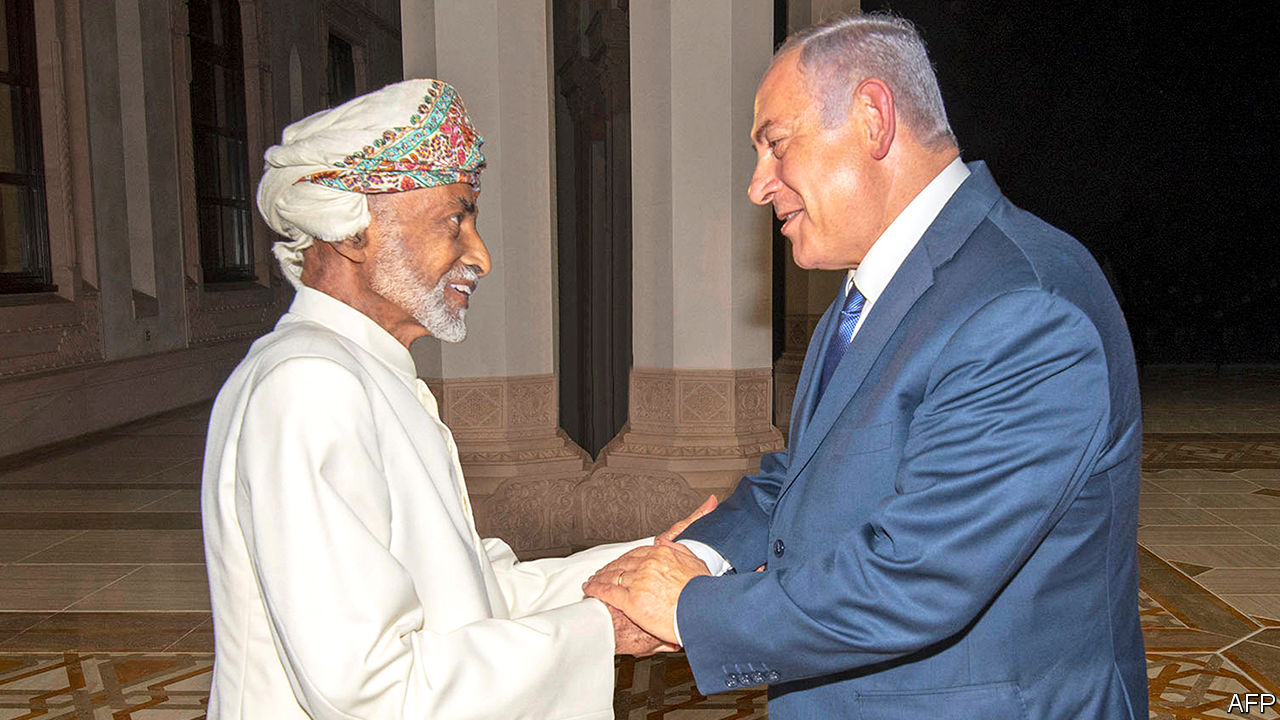 Israels Prime Minister Visits Oman An Arab Monarchyand Is