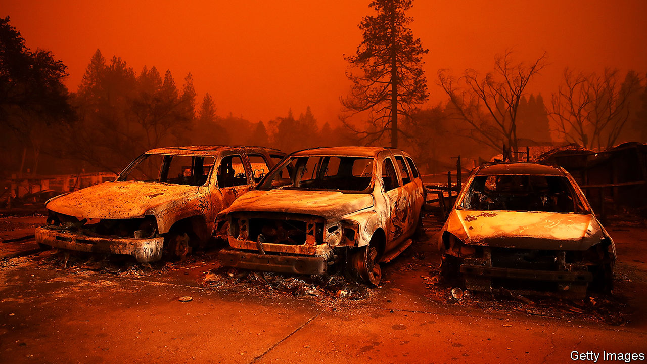 California's wildfires and the new abnormal