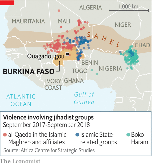 Burkina Faso West Africa S Linchpin Is Losing Its War On Terror