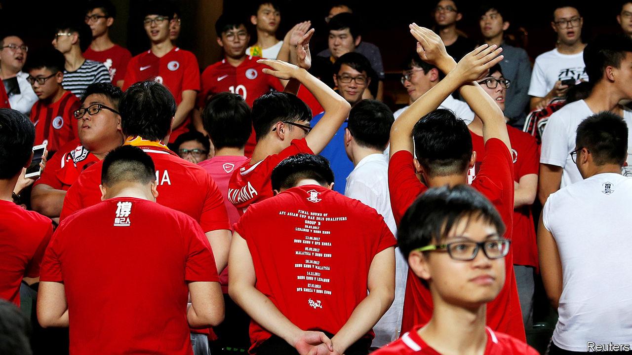 Kết quả hình ảnh cho bóng đá nước Hồng Kông