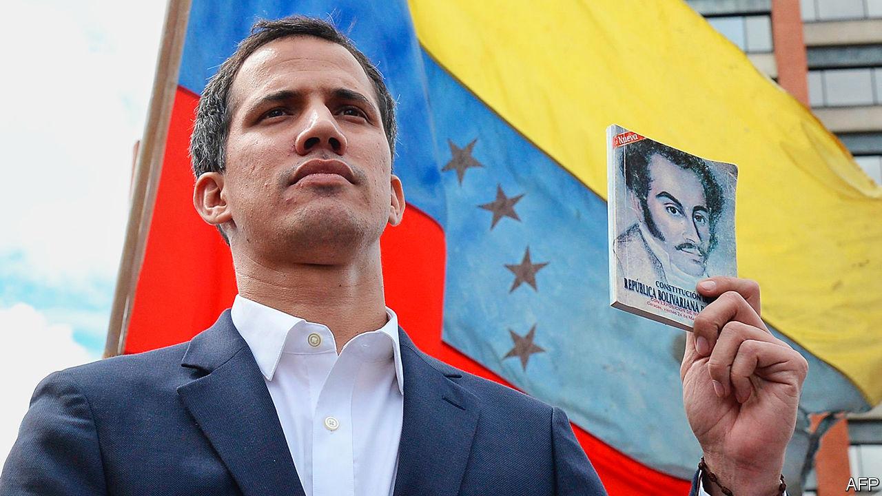 Juan Guaidó wins diplomatic recognition as Venezuela's president