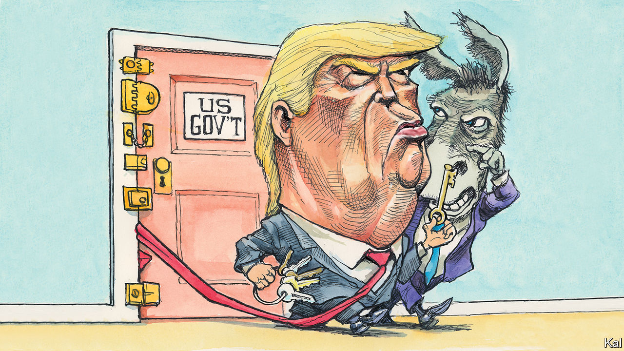 Donald Trump made a dreadful miscalculation over the shutdown