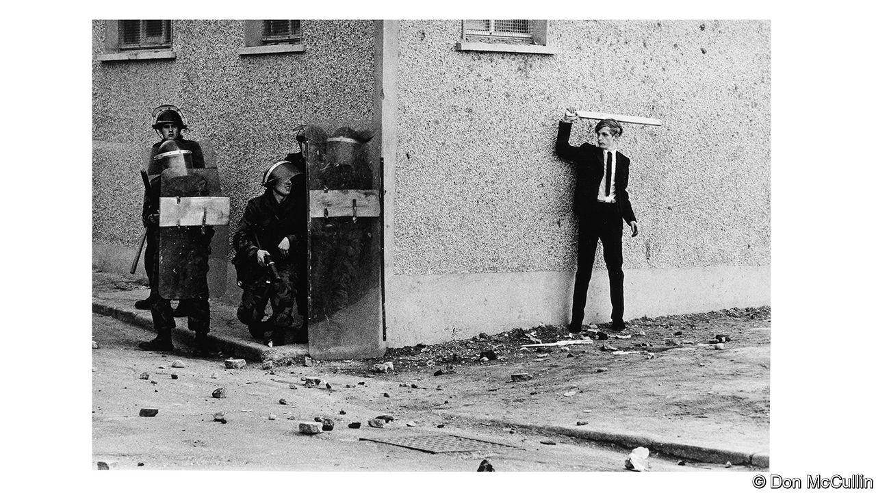 Sir Don McCullin's photos are an accusation