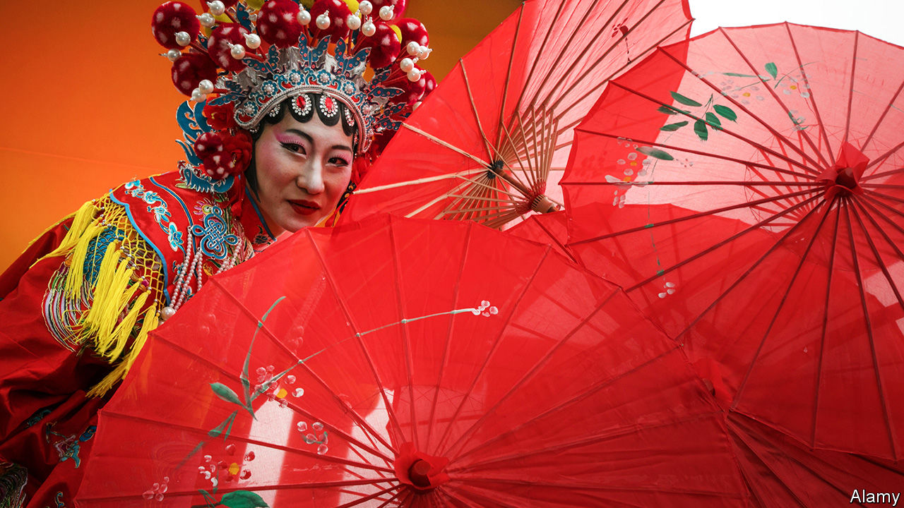 The Communist Party capitalises on foreign interest in Chinese culture