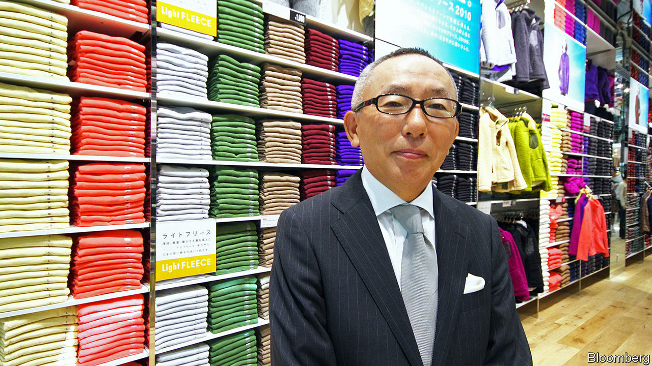 UNIQLO's founder plots a way to beat Zara and H&M