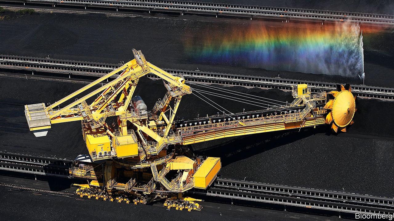 coal business plan