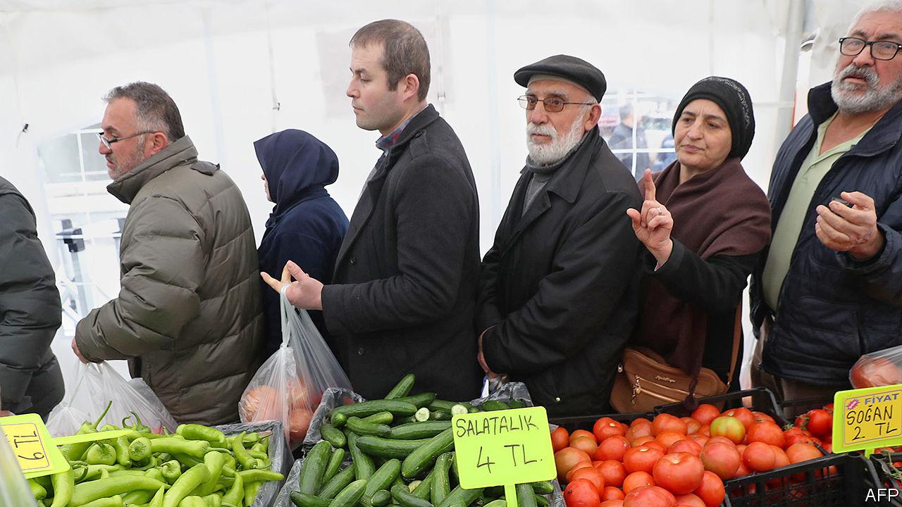 The struggle to restore Turkey's stricken economy