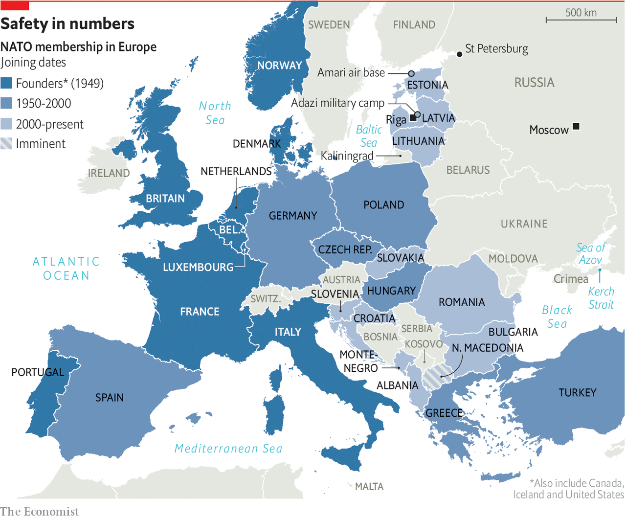 How Nato Is Shaping Up At 70 Nato At 70