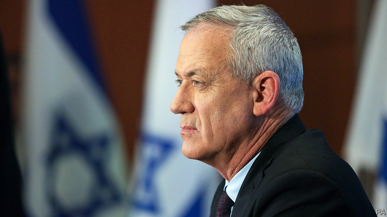 Benny Gantz must convince Israelis that he can protect them