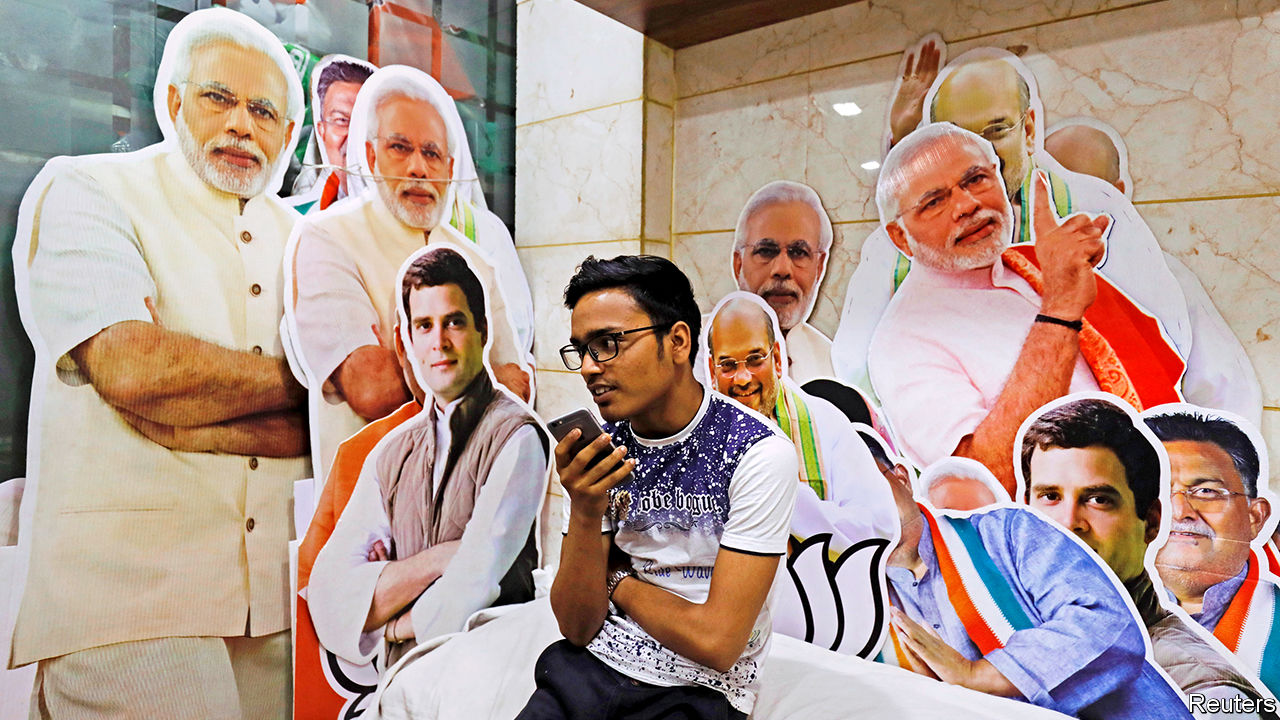 India's election campaign is being fought in voters' pockets
