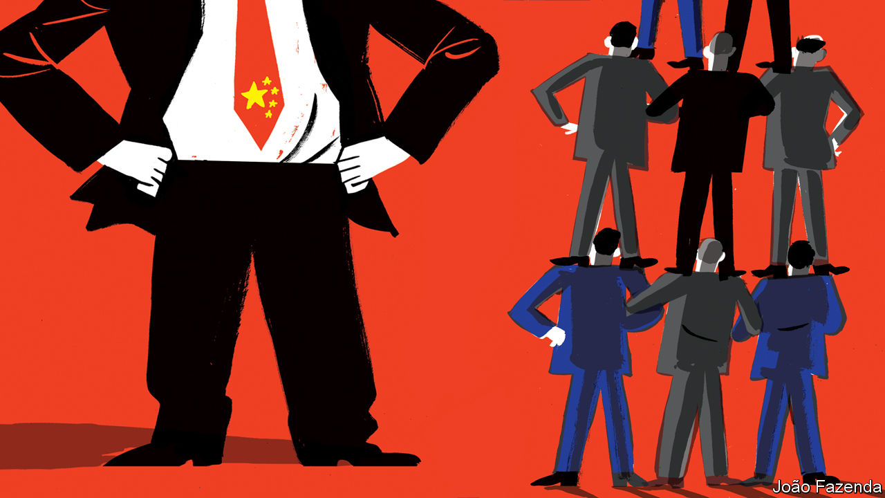 Hope remains for Western solidarity. Look at embassies in Beijing