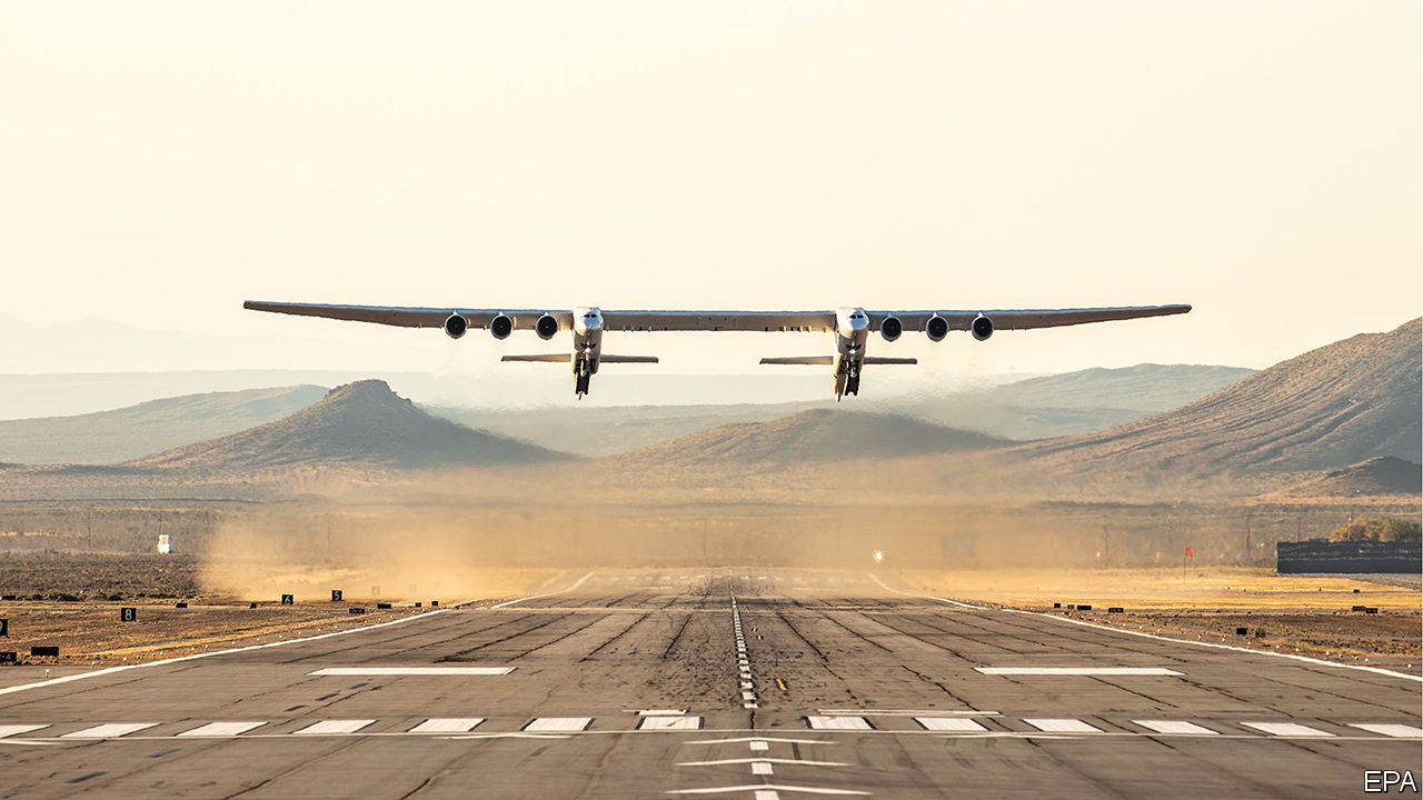 The stratolaunch