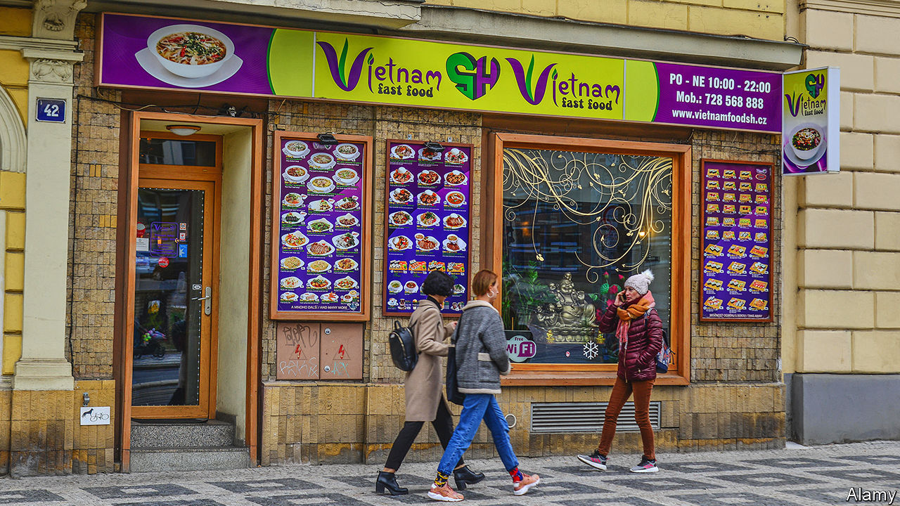 Vietnamese migrants are thriving in Poland and the Czech Republic