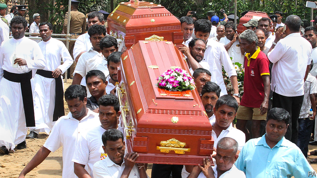 The Sri Lanka bombers want a clash of civilisations. Don't give in