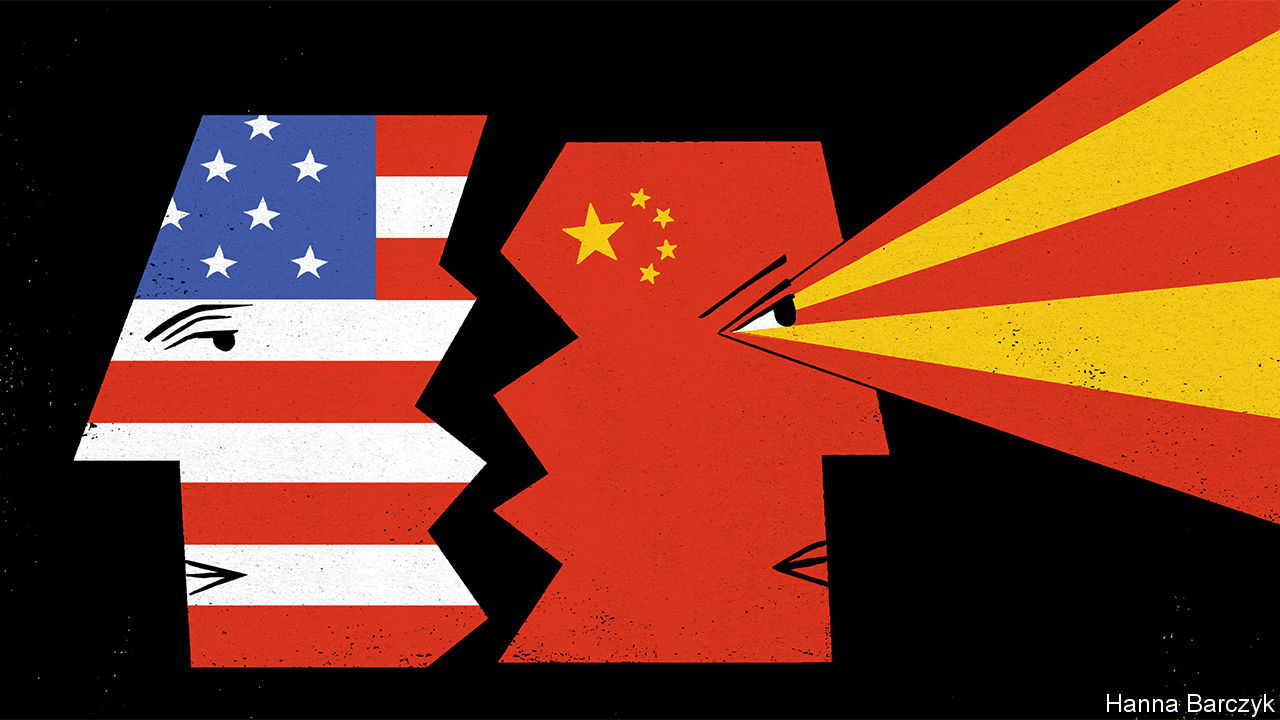 Calls to harden the West's defences against China suggest despair