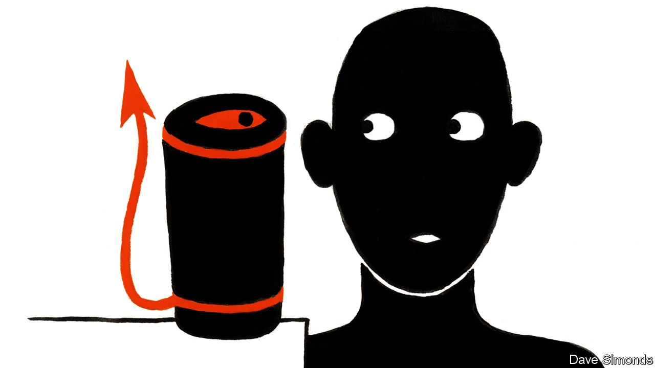 How creepy is your smart speaker?