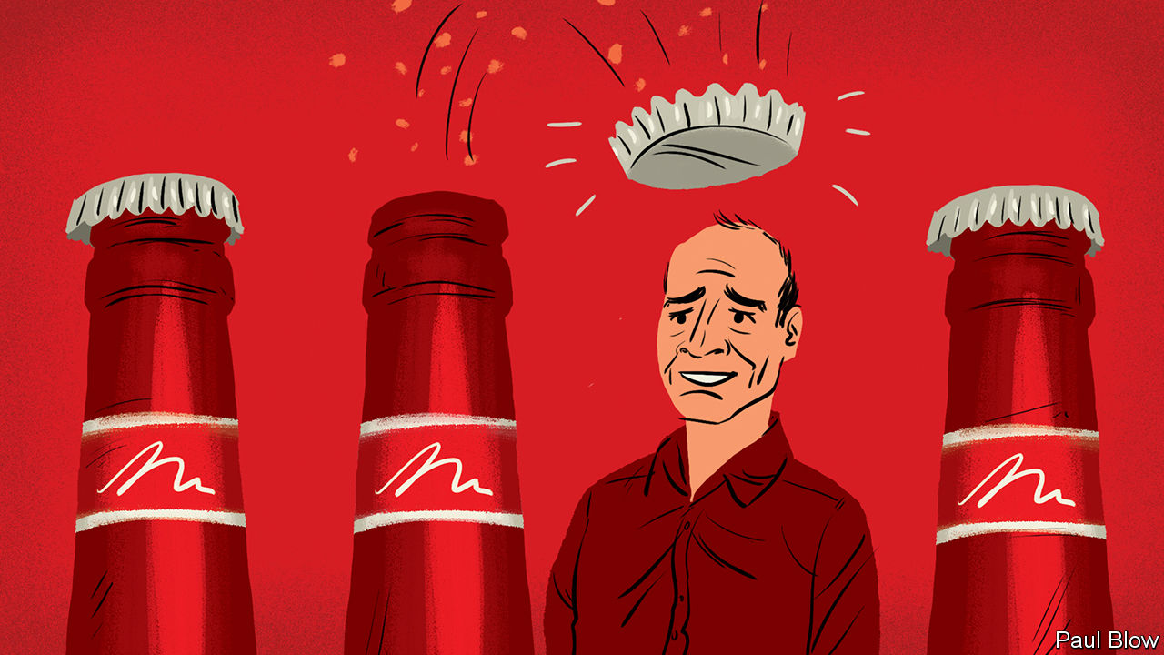 Brewers at AB InBev need to rethink its strategy