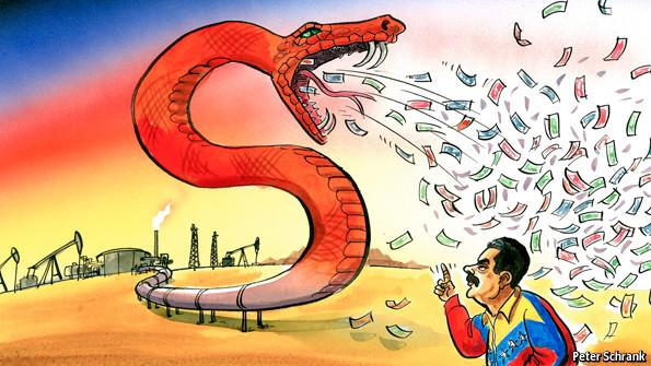 The Billion Dollar Fraud The Economist