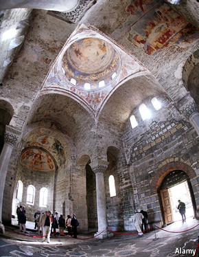 Erasing the Christian past