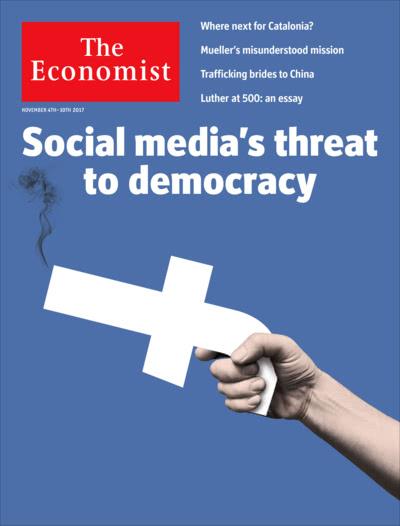 do social media threaten democracy print edition nov 4th 2017do social media threaten democracy