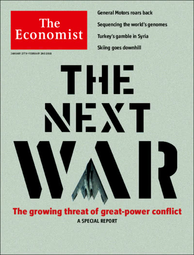 The Growing Danger Of Great Power Conflict